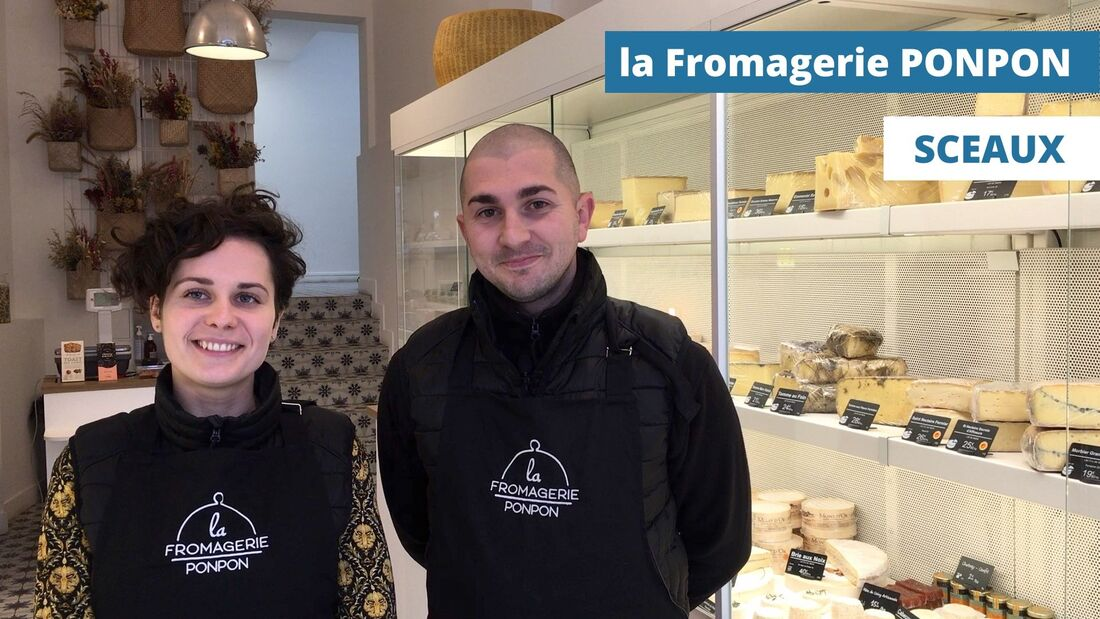 fromagerie Ponpon sceaux